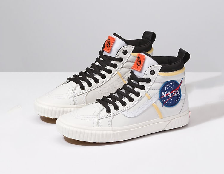 NASA Vans Space Voyager Collection