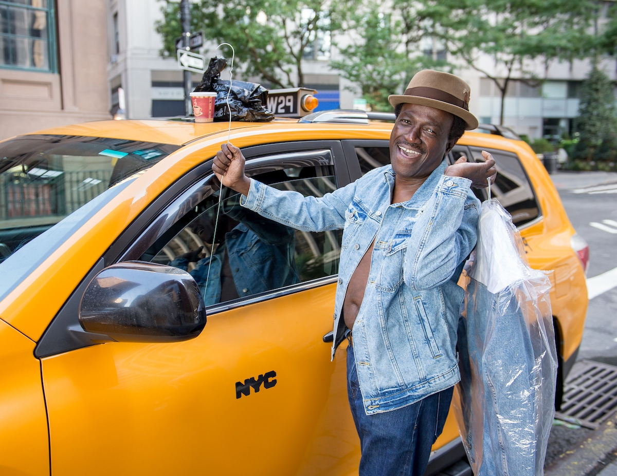 May Calendar New York City : New york city taxi drivers pose for a hilarious pin up