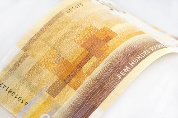 500 Krone Banknote by Snohetta
