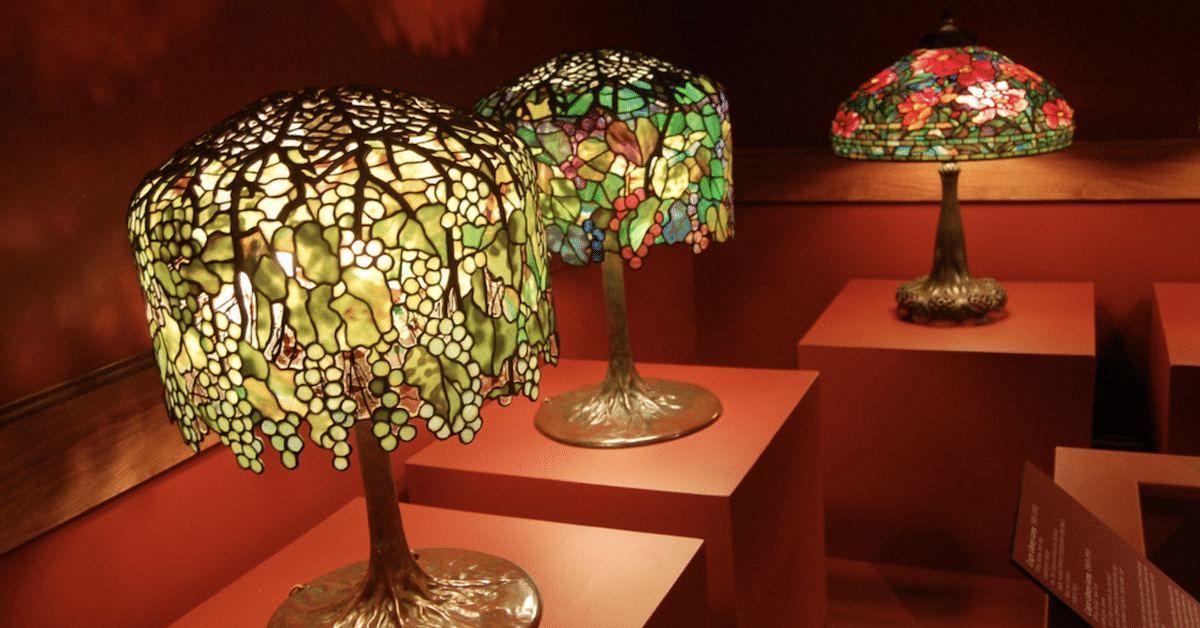 Tiffany Lamps: The Illuminating History of the Iconic Stained Glass Fixtures