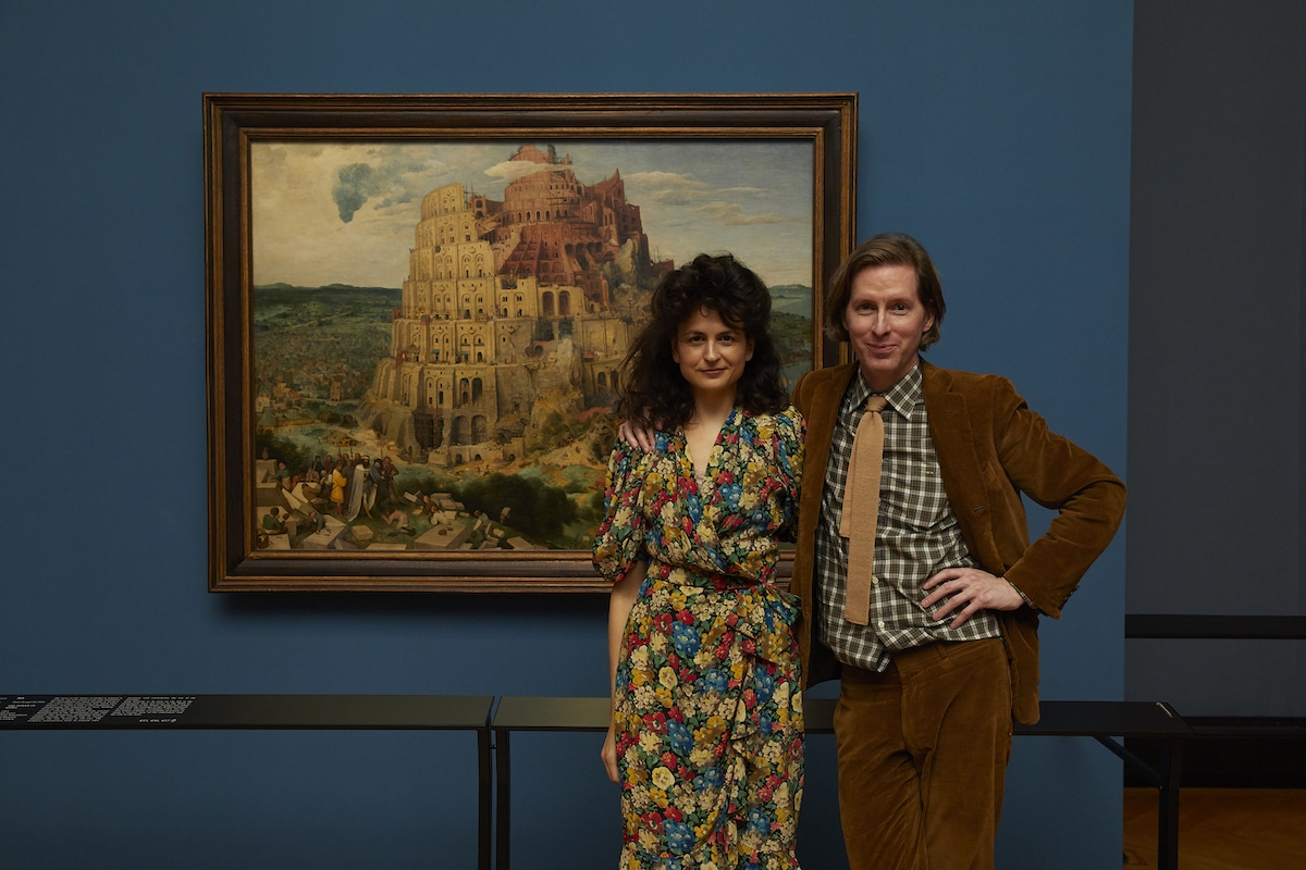 Wes Anderson Art Show at Kunsthistorisches Museum Wien