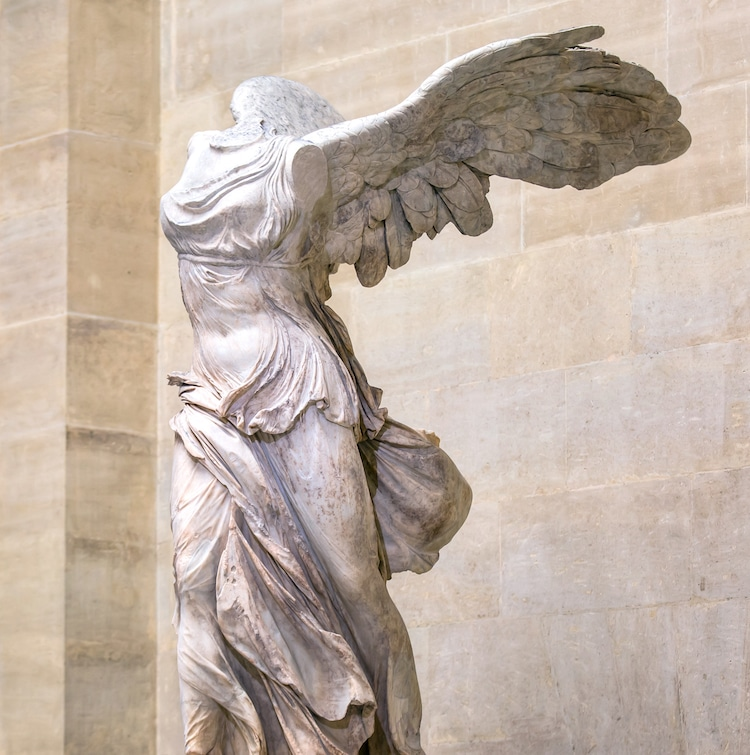 e5a60b2fa4f7b Winged Victory of Samothrace: Exploring the History of the Nike Statue
