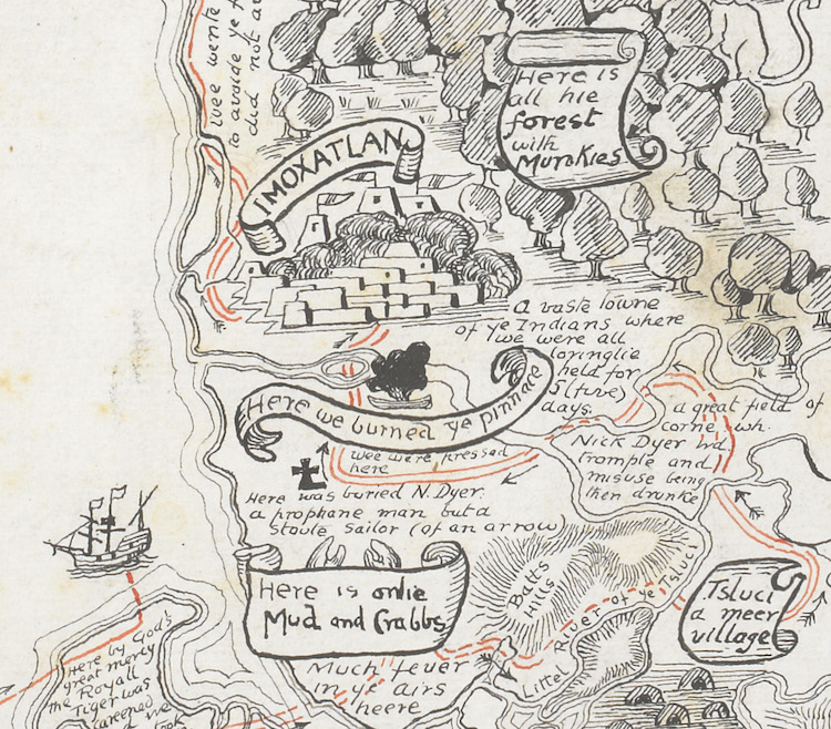 The Writer's Map Literary Maps from Books Huw Lewis-Jones