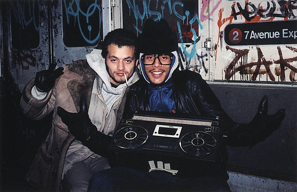 New York in the 80s by Jamel Shabazz
