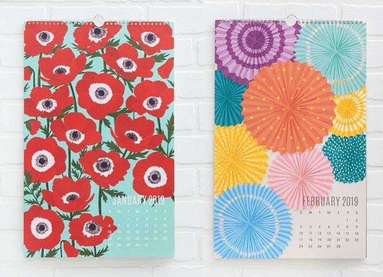 Artistic 2019 Calendars
