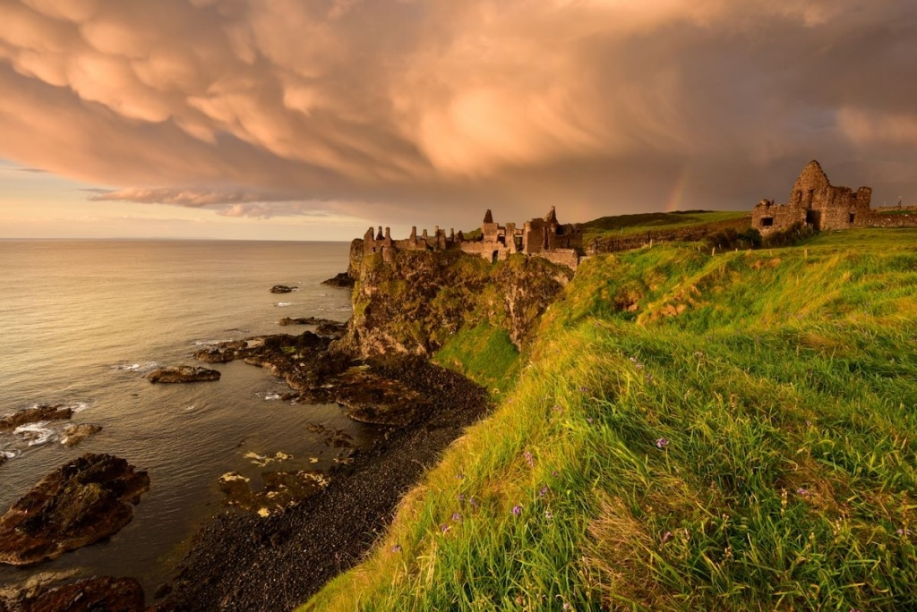 Dunluce Castle Photograph