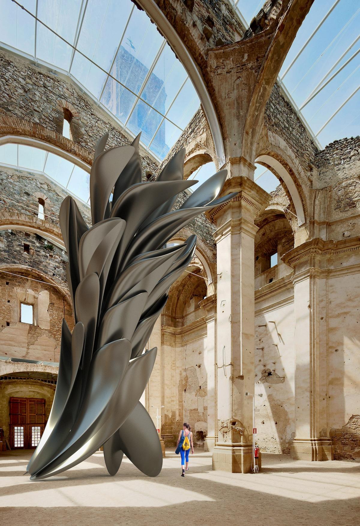 Ken Kelleher's Virtual Sculptures Show the Power of Public Art