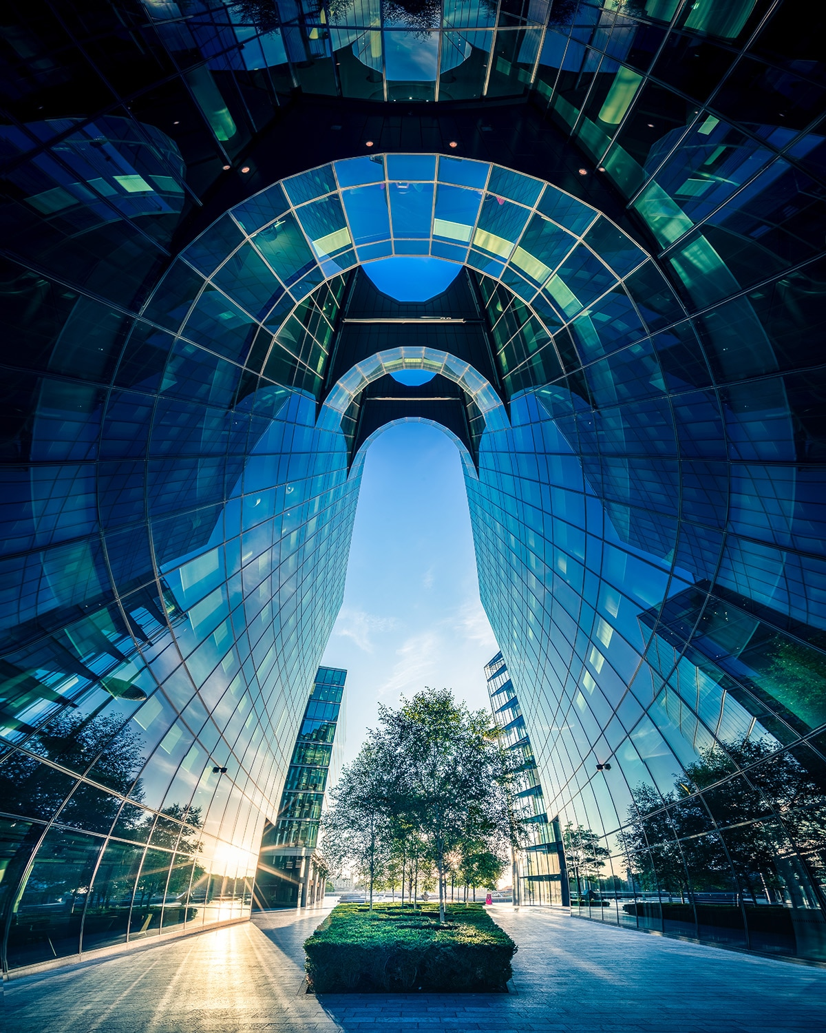 Peter Li - Architectural Photography