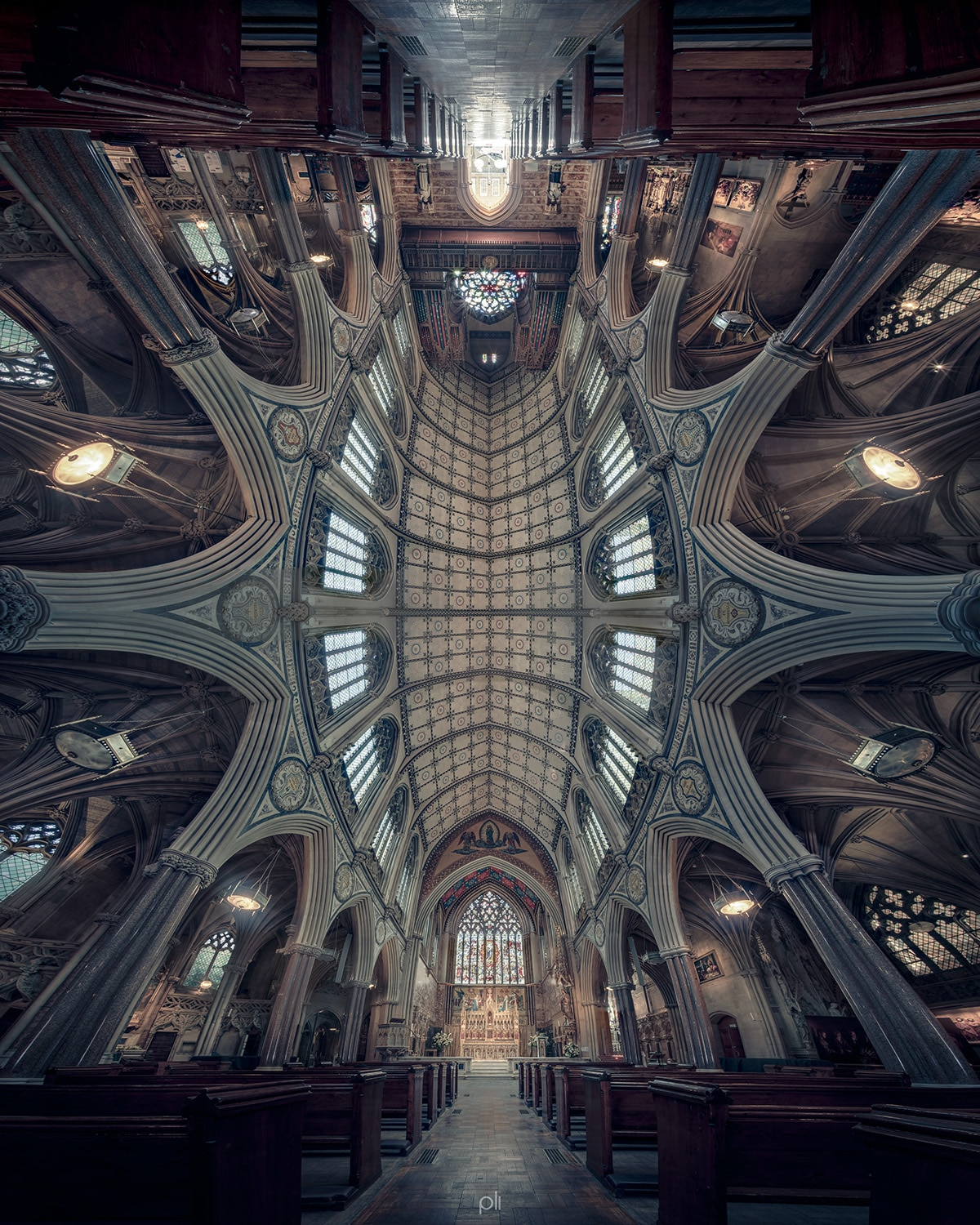 Pano Architectural Photography by Peter Li