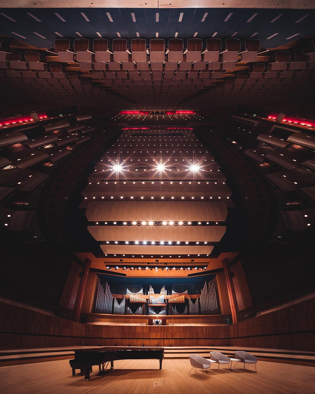 Festival Hall by Peter Li