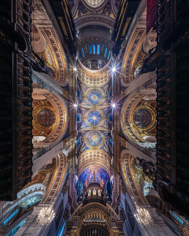 Photo of St. Paul's by Peter Li