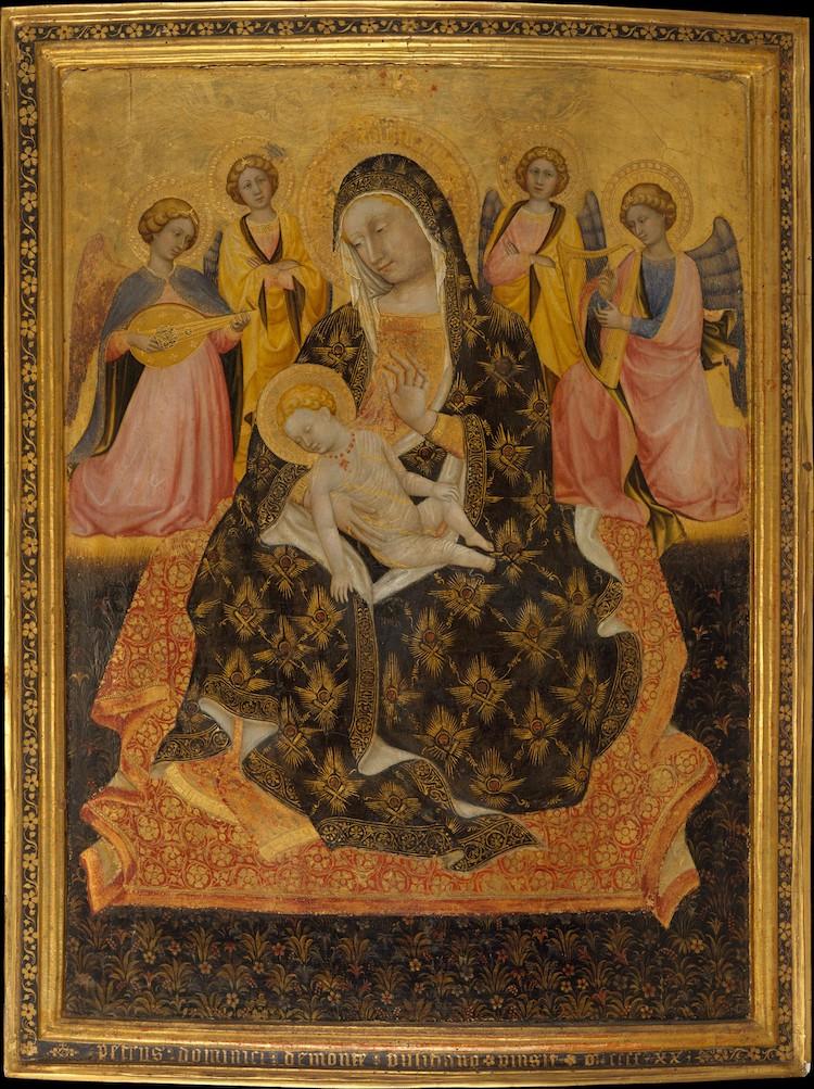 Angel Art Angel Paintings of Angels Medieval Painting