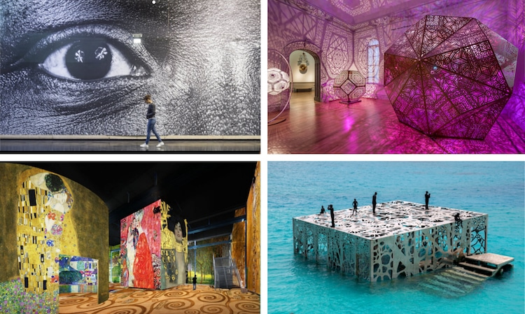 Best Art Installations 2018 Art Installations