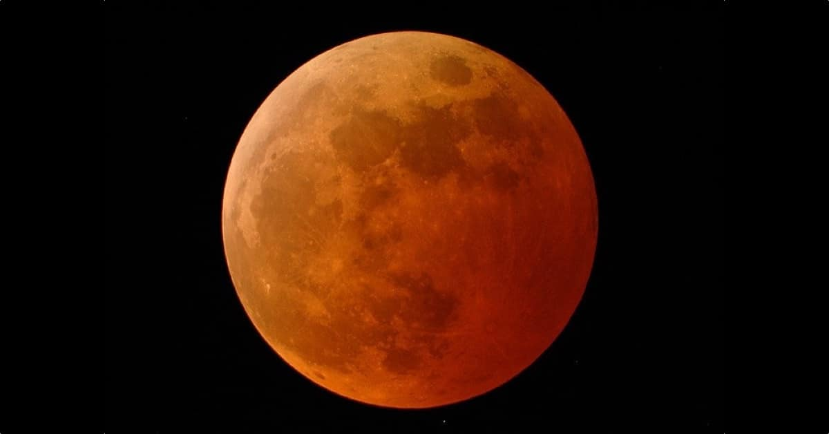 Super Blood Moon Visible Across North America on January 21