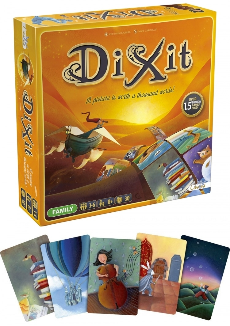 Board Game Dixit