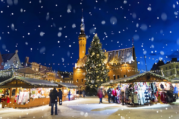Christmas In Europe.6 Of The Best Christmas Markets In Europe And Beyond