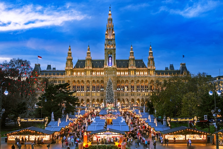 Best Christmas Markets in Europe Vienna Christmas Fair