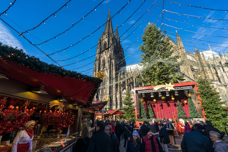 Best Christmas Markets in Europe Christmas 2018 Cologne Christmas Fair