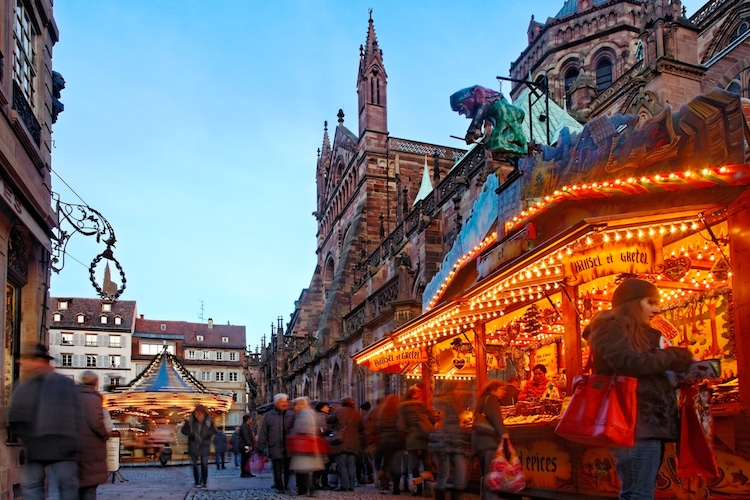 Best Christmas Markets in Europe Christmas 2018 Strasbourg Christmas Fair