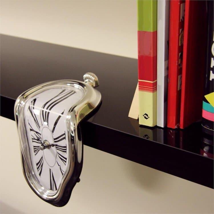reloj salvador dali regalos surrealistas