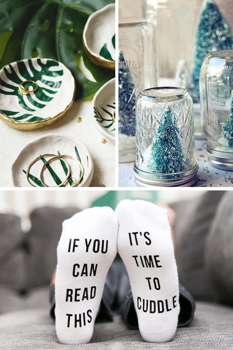17 Diy Christmas Gifts Ideas Adding Personalized Touch To