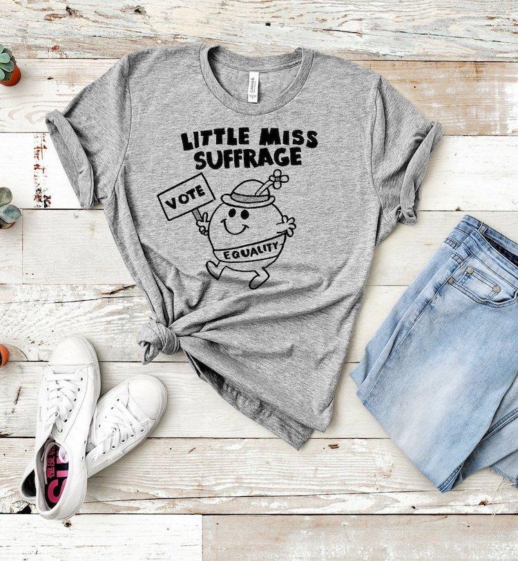 Cool Feminist T-shirts
