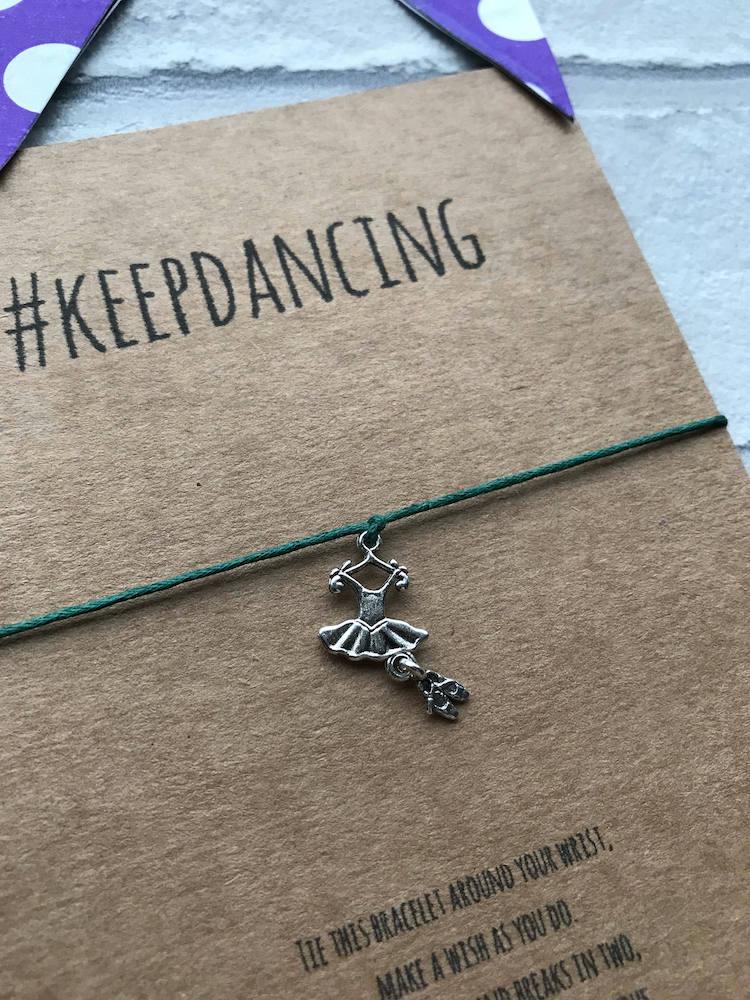 Dance Wish Bracelet