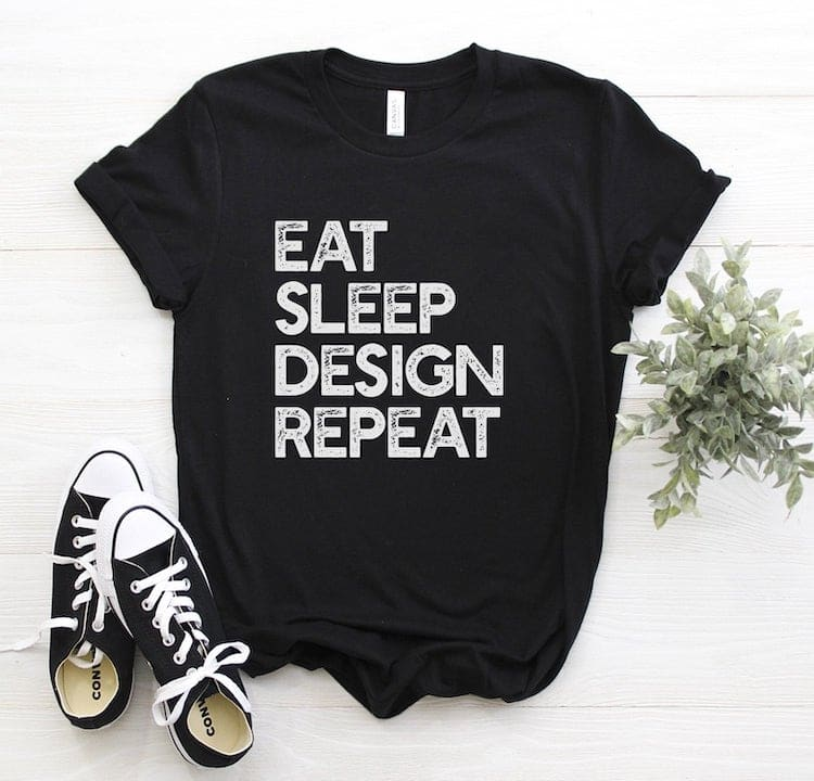 T-Shirt for Interior Designers