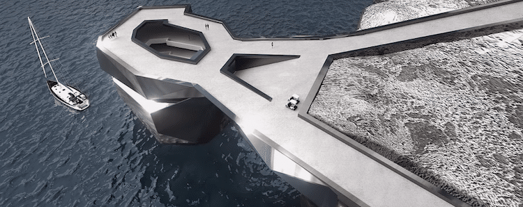 Architectural Design Concept for Malta's Iconic Azure Window