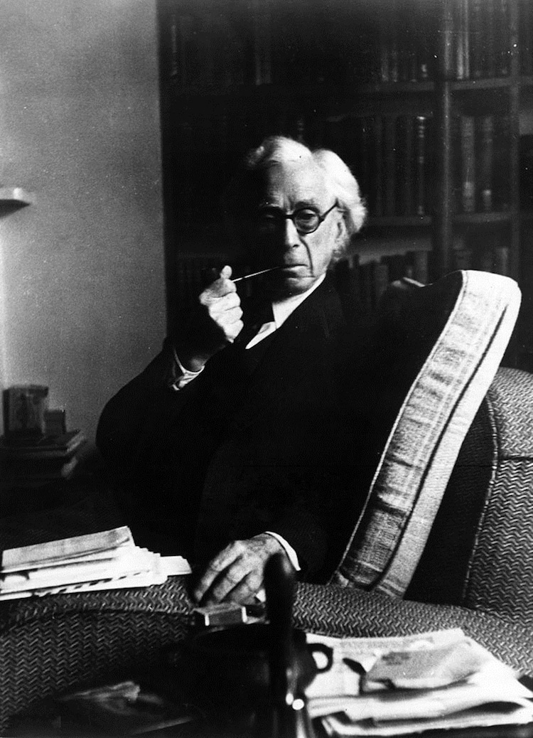How to Grow Old Bertrand Russell Essays