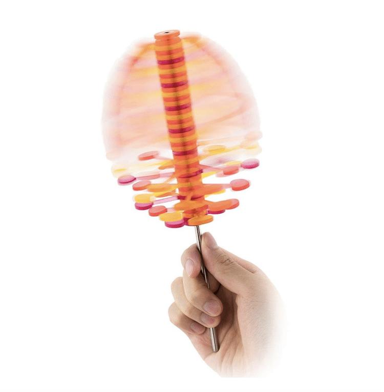 The Lollipopter Toy Kinetic Toy John Edmark