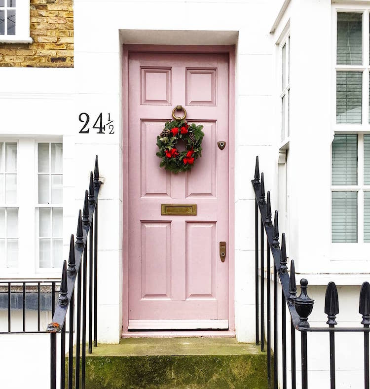 London Front Door Colors Photos by Bella Foxwell
