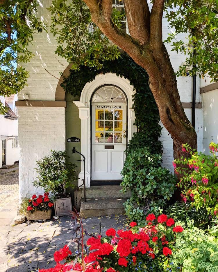 Puertas en Londres