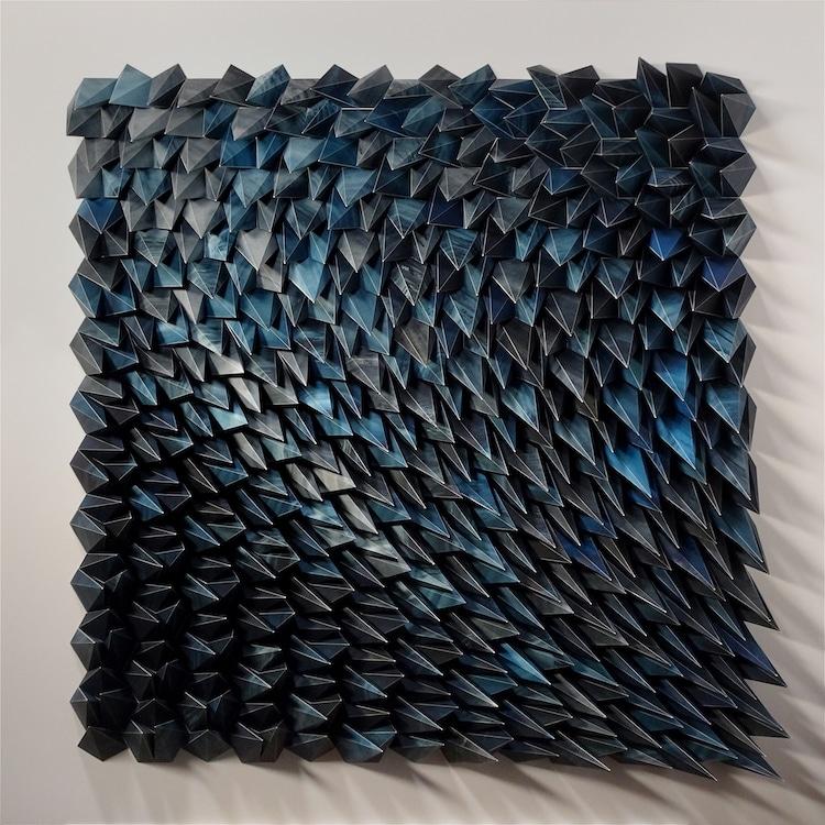 Paper Engineering by Matthew Shlian