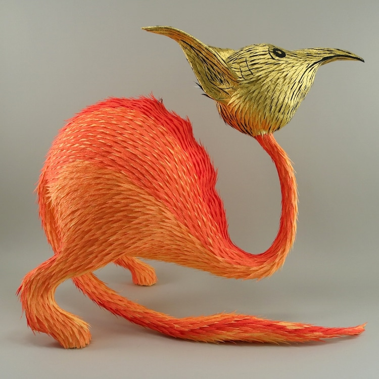 Piñatas artísticas por Roberto Benavidez