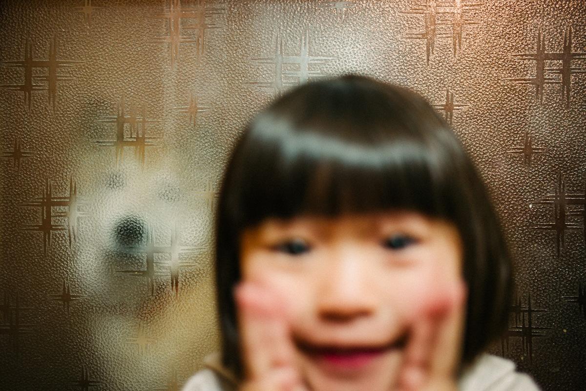 Fotos de la Vida Cotidiana con Niñas por Shin Noguchi