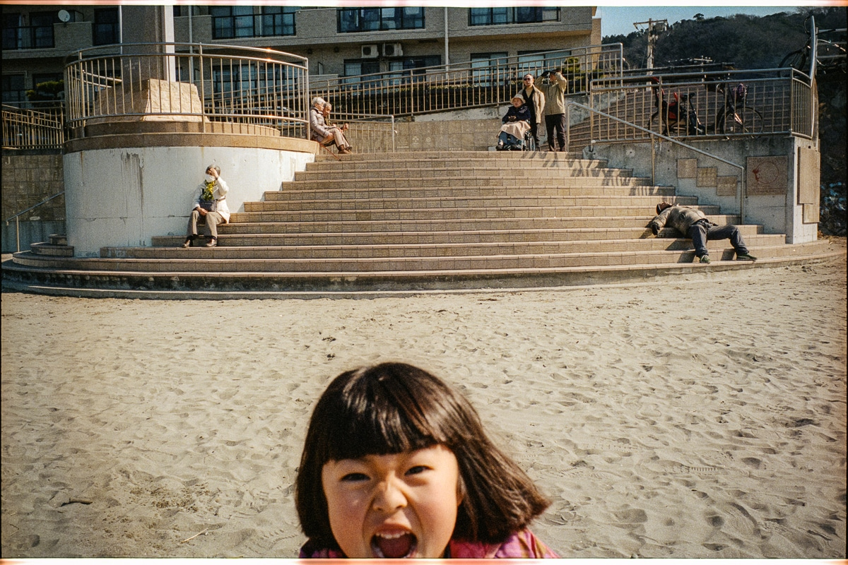 Candid Color Photography by Shin Noguchi