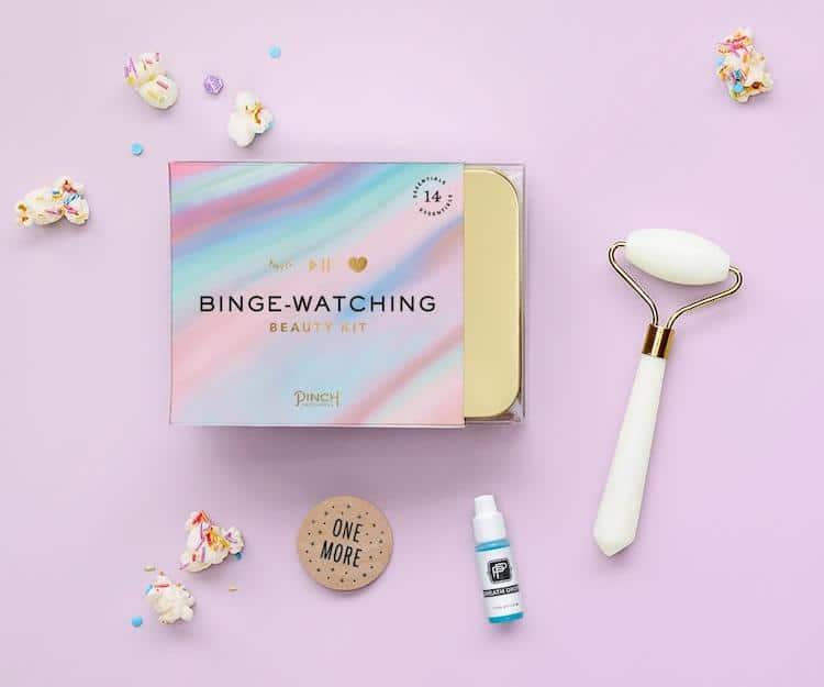 Binge Watching TV Kit