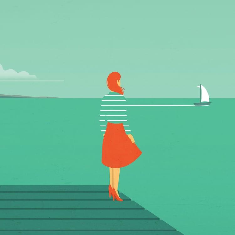 Digital Illustrations by Stephan Schmitz