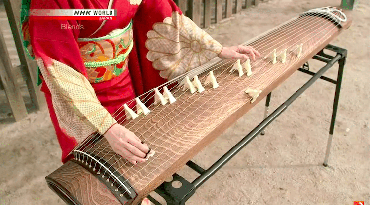 Toto Africa Koto Japanese Instruments Cover