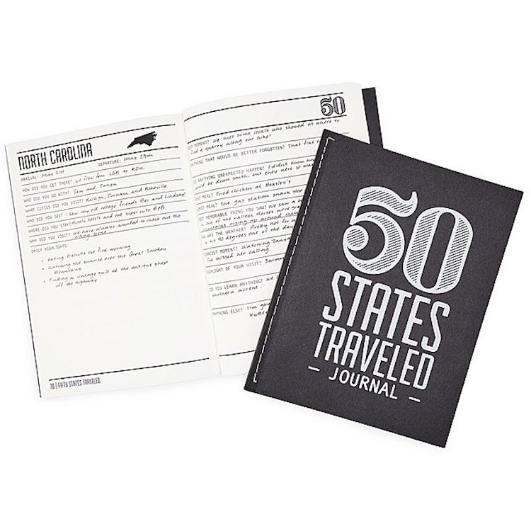 Guided Travel Journal