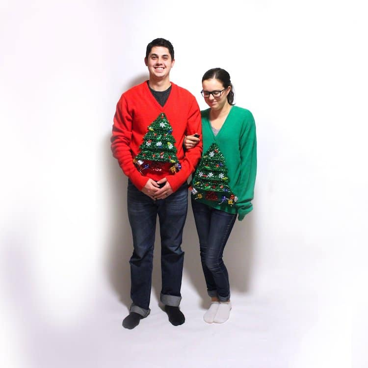 555f5ba0b652 10+ Ugly Sweater Ideas for Your Next Holiday Party