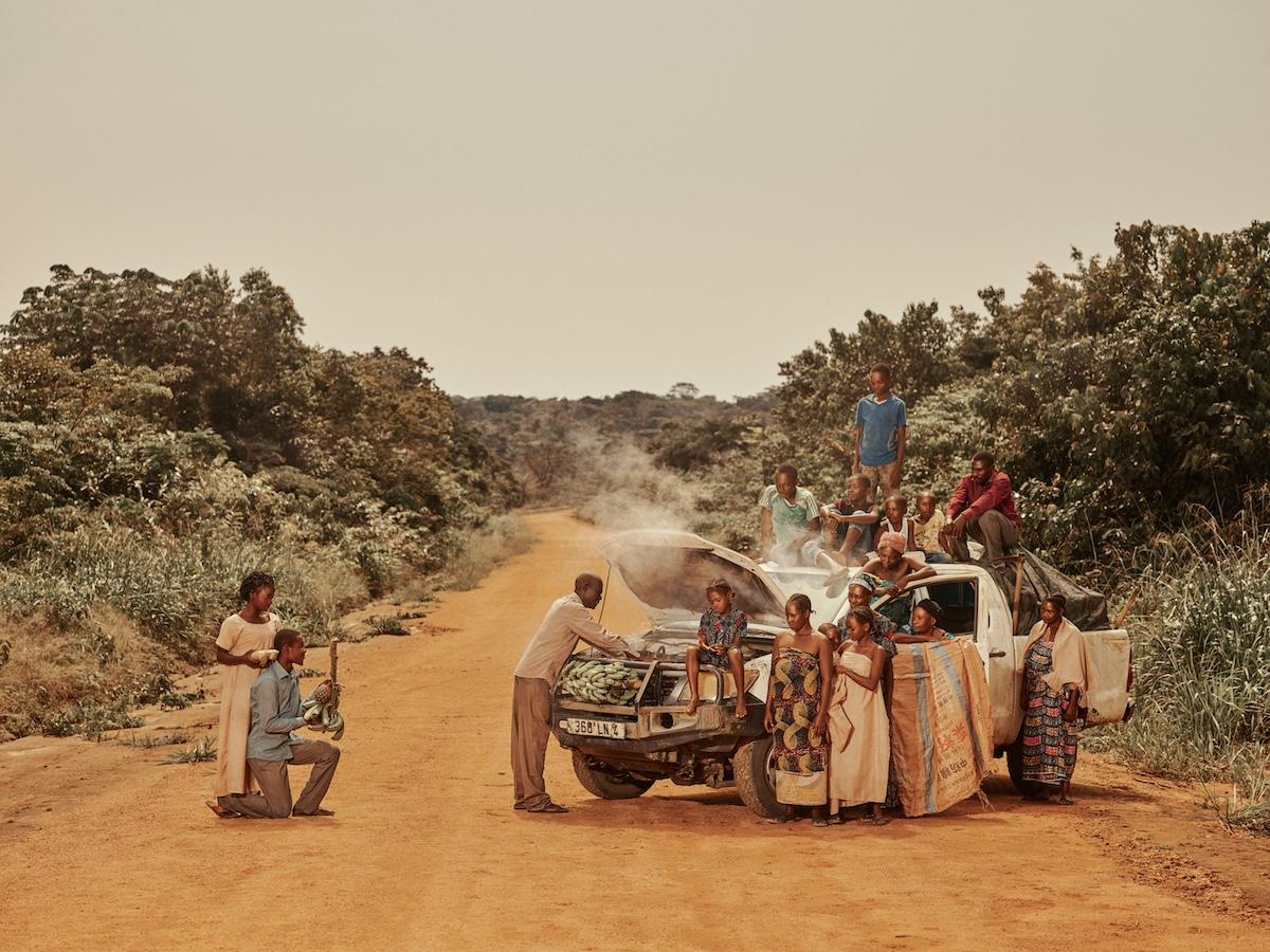 Pieter Henket - Congo Tales mitología africana