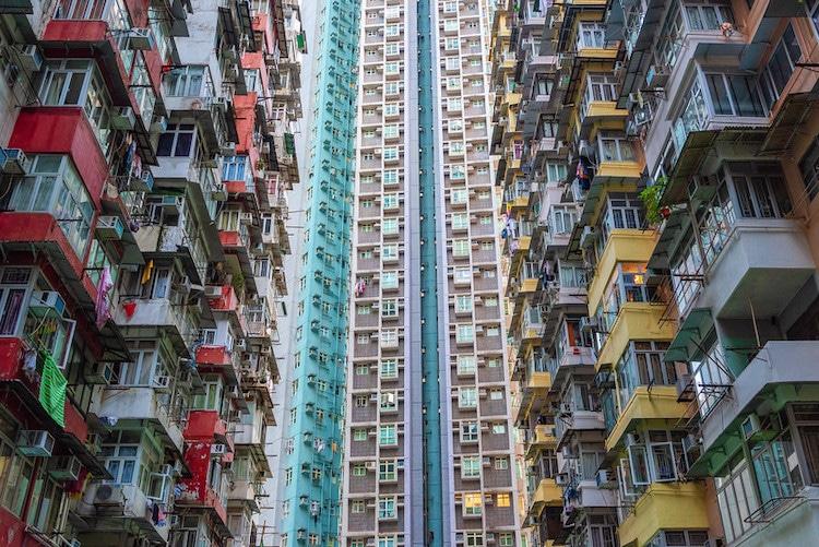 departamentos Hong Kong