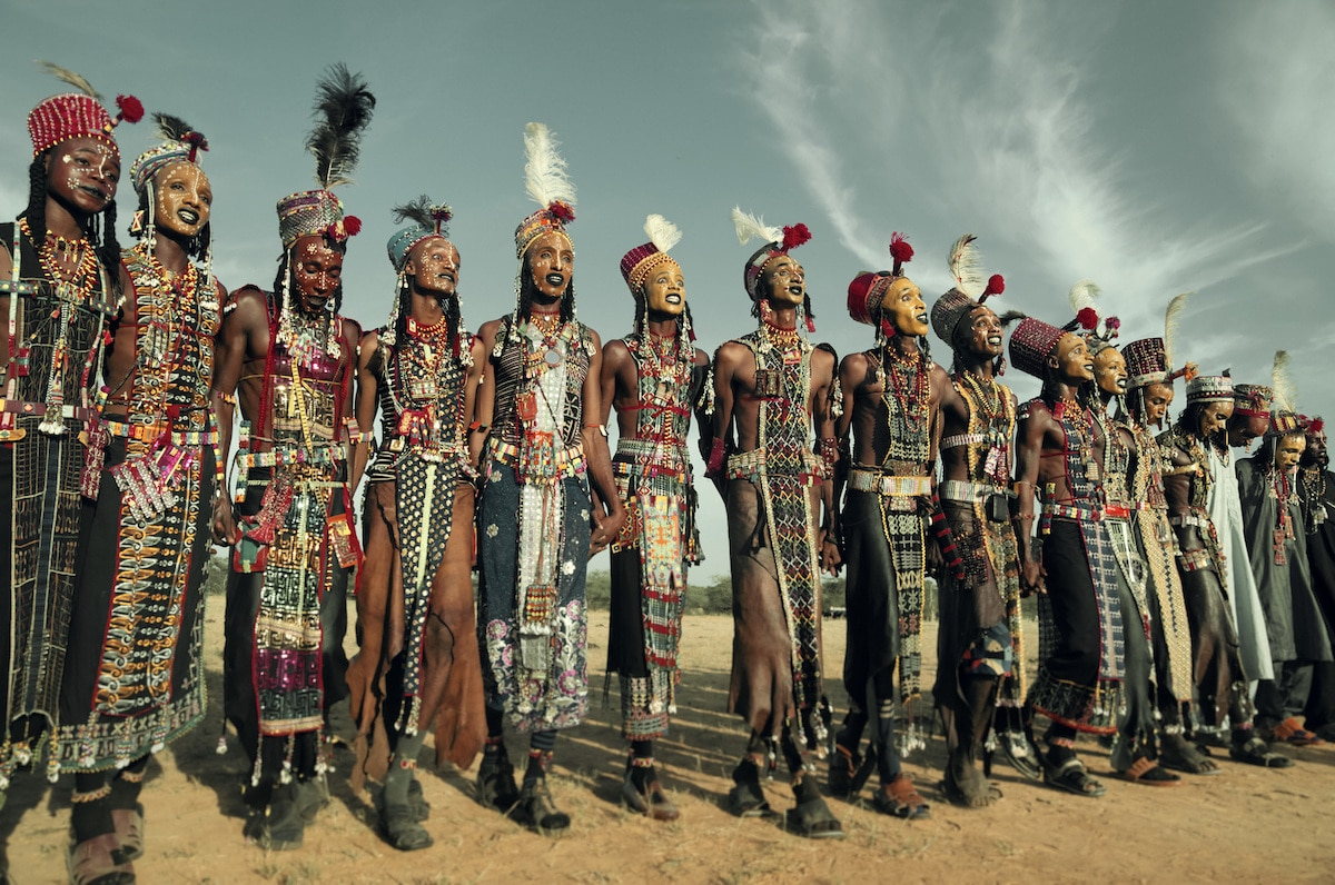 Indigenous Tribes in Africa by Jimmy Nelson