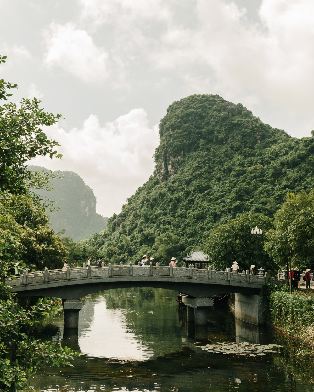 Red River Delta, Trang An