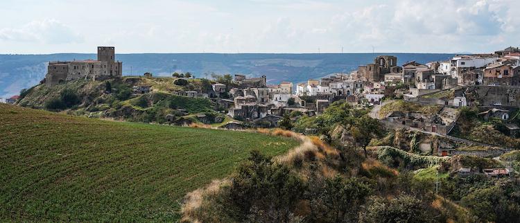 Grottole, Matera airbnb sabático en italia