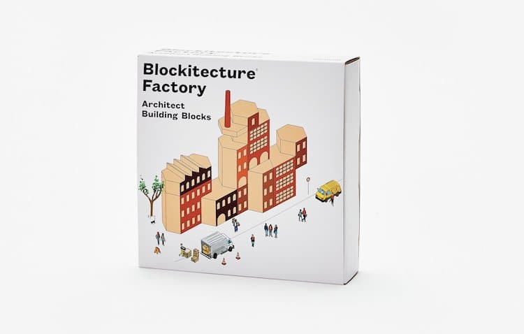 Blockitecture Factory Build Your Own City