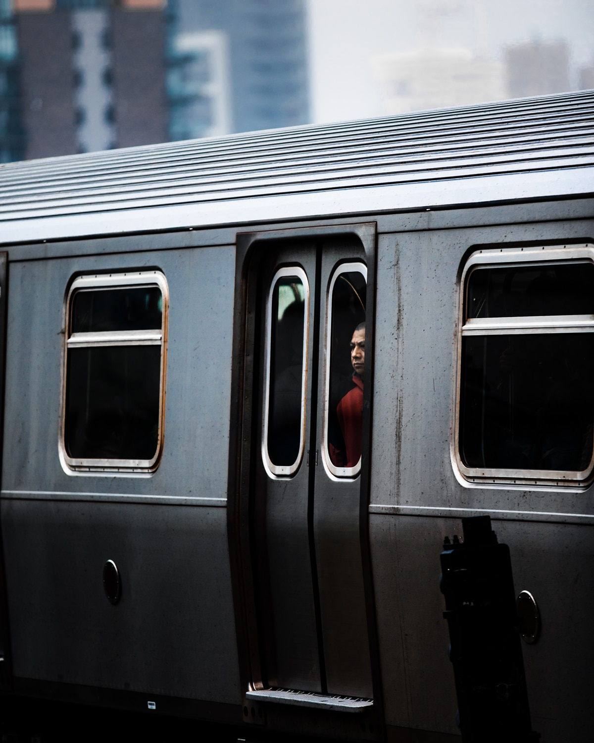 New York Subway Photos by Colin Ridgway