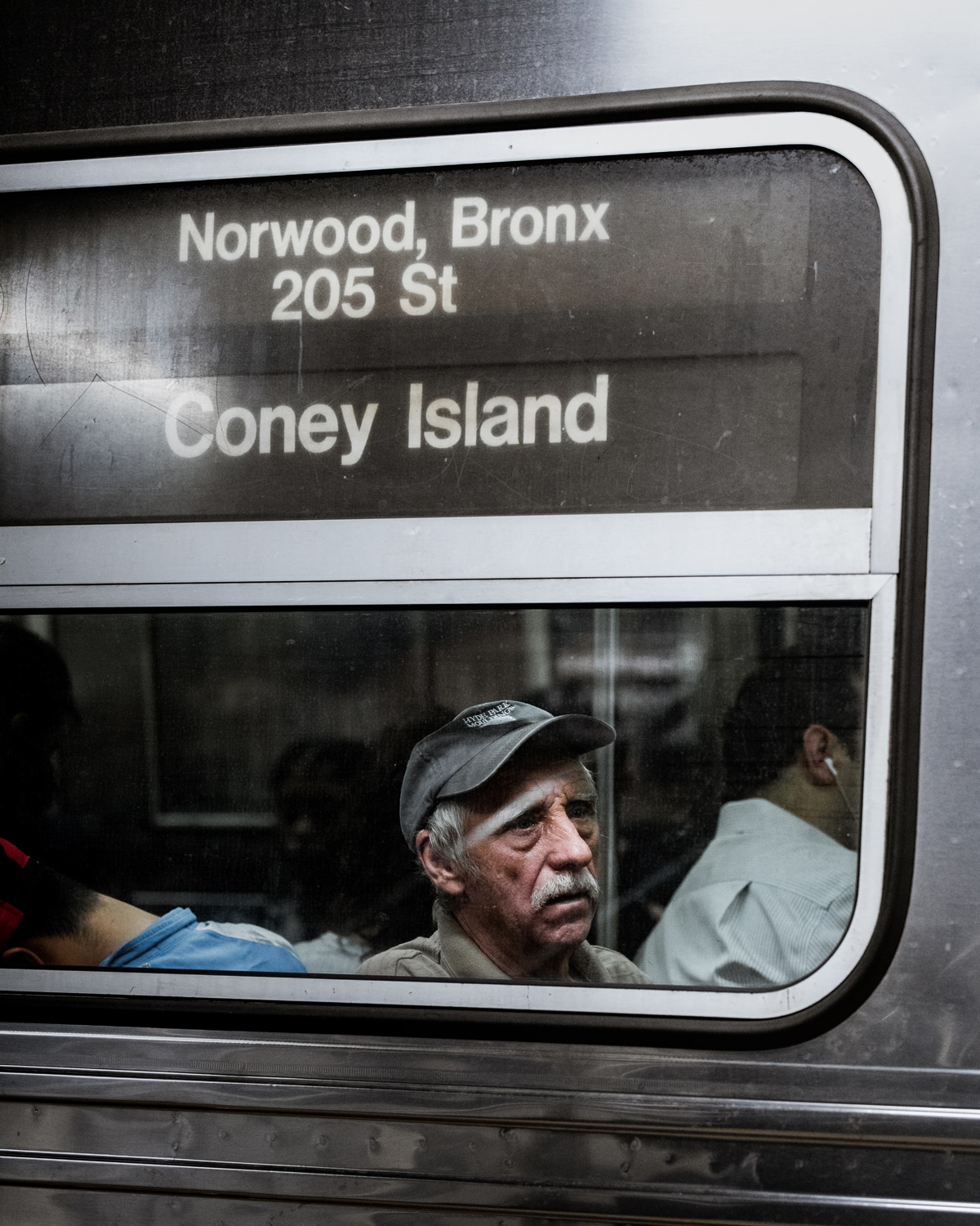 Candid Photos of Strangers by Colin Ridgway